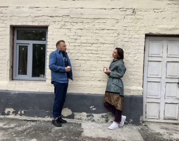 Евгений Крывин Алла Шорина