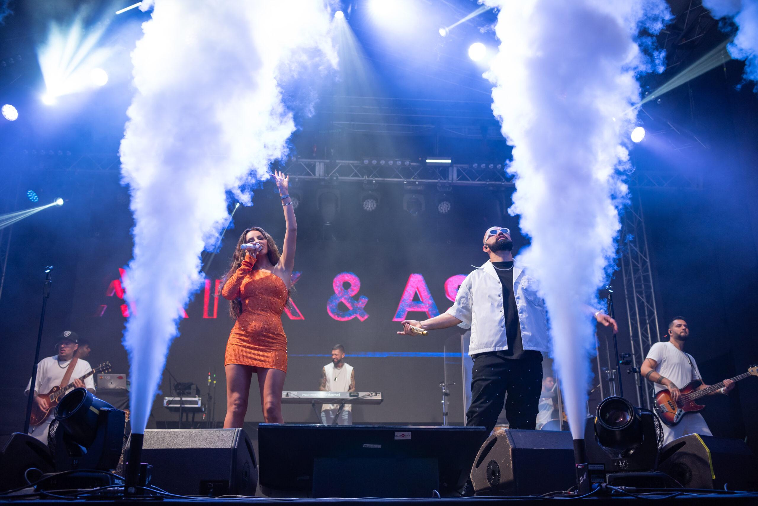 Под грустный дэнс: в Киеве состоялся долгожданный концерт ARTIK&ASTI